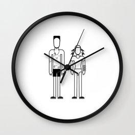 Die Antwoord Wall Clock
