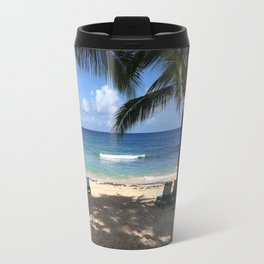 St. Croix Beach Travel Mug