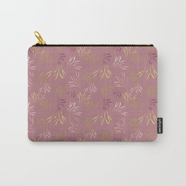 Fly Home Collection- Nature Carry-All Pouch
