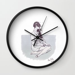 Rêverie Wall Clock