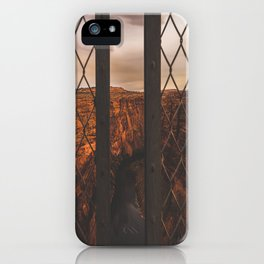 Everything comes from Somewhere iPhone Case