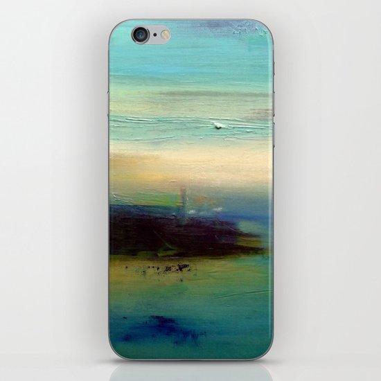 dream of sea iPhone Skin