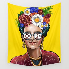 Something Dope Revised Wall Tapestry