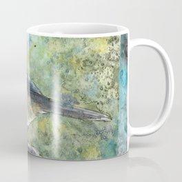 Watercolor Chickadee Coffee Mug