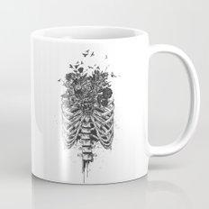 New life (b&w) Coffee Mug