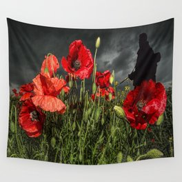 Royal Marine Remembrance Wall Tapestry