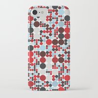 pivot iPhone & iPod Cases featuring Grid 2 by Nick Taylor