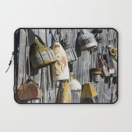 Rustic Buouys Laptop Sleeve