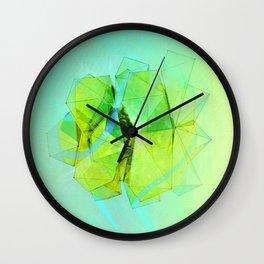 Deuce  Wall Clock