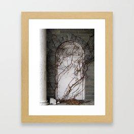 Secret Password Framed Art Print
