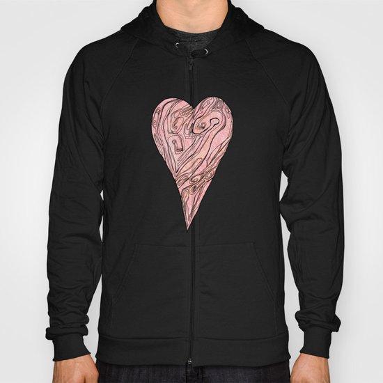Heart, love, Valentine's Day Hoody