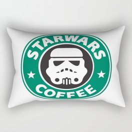 StarWars Coffee Rectangular Pillow