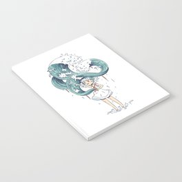 Daughter of the Sea Notebook