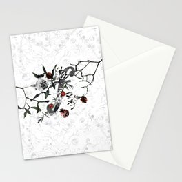 Initial F: Forte in Der Winter, Overture Stationery Cards