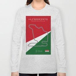 Hungaroring Long Sleeve T-shirt