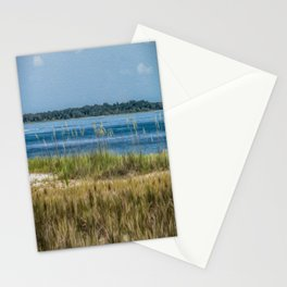 Relax on the Island Stationery Cards