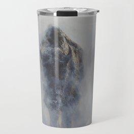Giants in the Mist Travel Mug