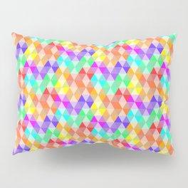 Tri-Prismatic Pillow Sham