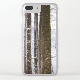 Te busco Clear iPhone Case