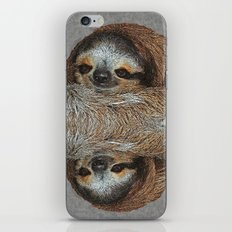 SLOTH LOVE iPhone & iPod Skin