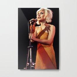 Blondie Metal Print
