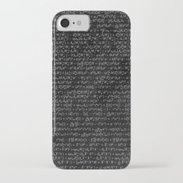 the Closest Thing We Have to a Master Equation of the Universe iPhone Case
