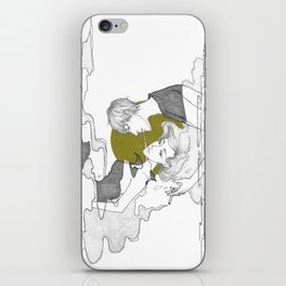 Breath iPhone Skin