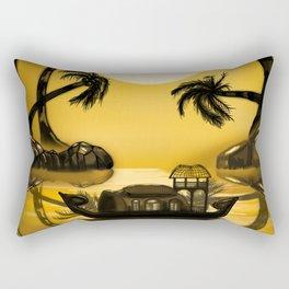 Kerala Evening Rectangular Pillow