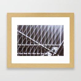 Geometric Distortions - 1 Framed Art Print