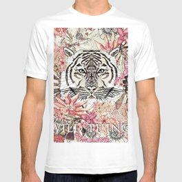 TIGER - WILD THING JUNGLE T-shirt