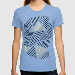 A Linear White Gold New T-shirt