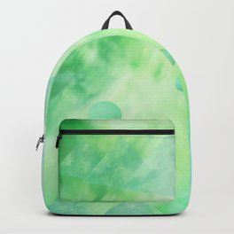 The Green Galaxy Backpack
