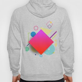 Displaced Geometry Hoody