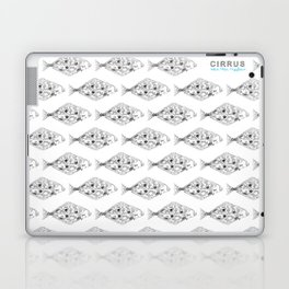 Cirrus/Halibut Laptop & iPad Skin