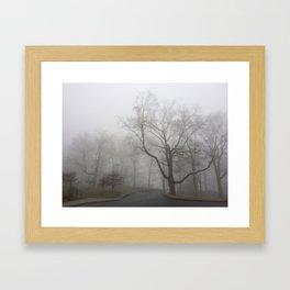 Connecticut  Framed Art Print