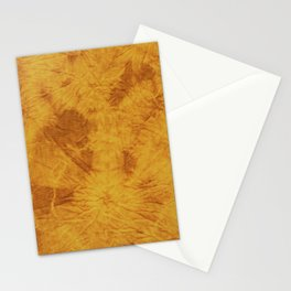 Turmeric Dyed Stationery Cards