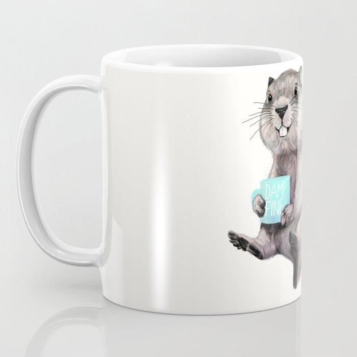 Dam Fine Coffee Coffee Mug