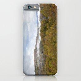 Cumbrian Woodland iPhone Case