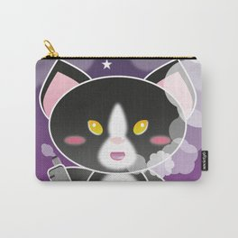 Vapers are Welcome (kitten edition) Carry-All Pouch