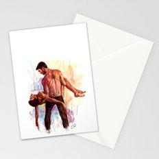 Paint It Babyblue Stationery Cards