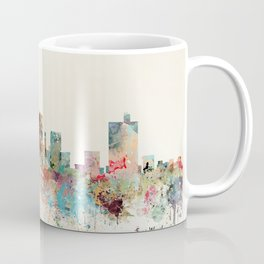 fort worth skyline Coffee Mug