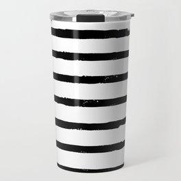Paint Stripes Travel Mug