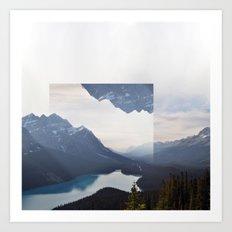 Vacant.  Art Print
