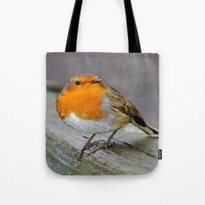 Cheeky Robin  Tote Bag