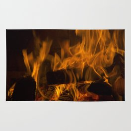 Fireside Warmth Rug