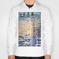 marine Hoodies featuring marine reflection by  Agostino Lo Coco