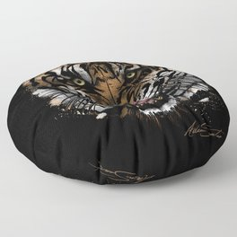 Tiger Face (Signature Design) Floor Pillow