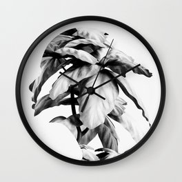 Mend Wall Clock