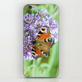 Butterfly XI iPhone Skin