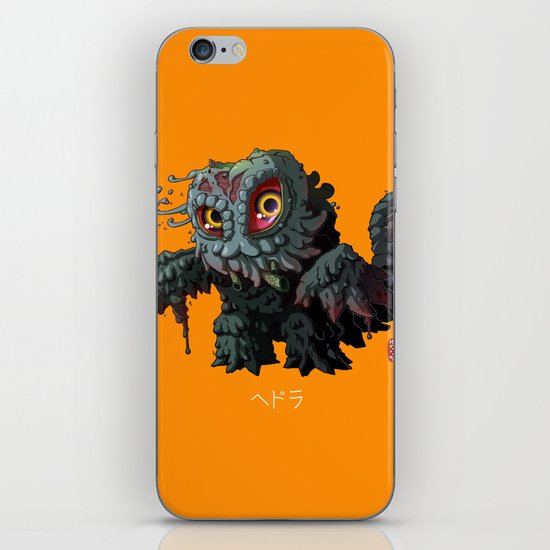 Hedorah iPhone & iPod Skin